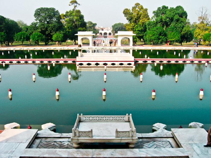 Shalimar Gardens Lahore Historical Facts
