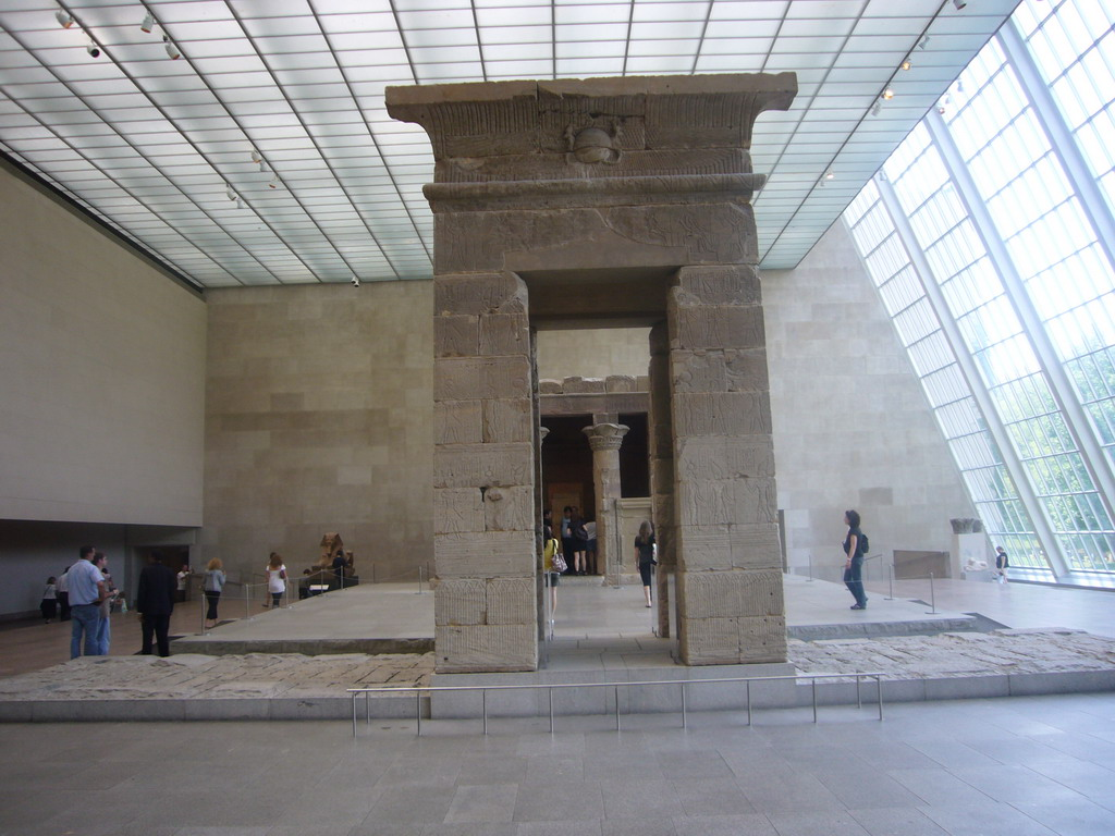 Temple Of Dendur Historical Facts And Pictures The
