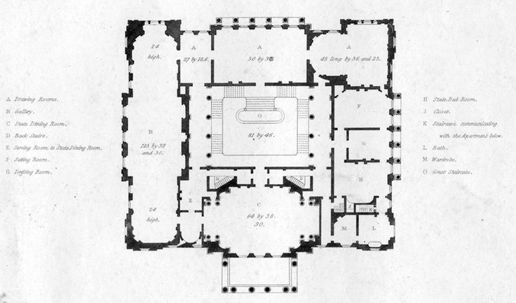 Lyme Park Cheshire Facts Pictures on Home Floor Plans With Courtyard