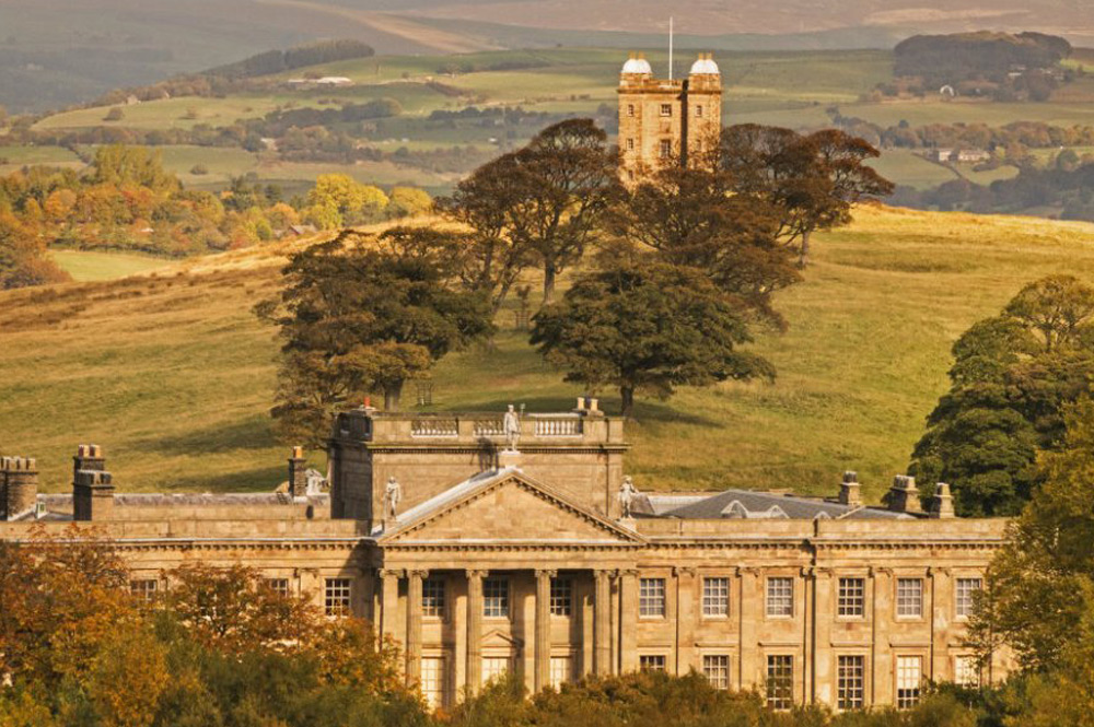 library lyme park inte...