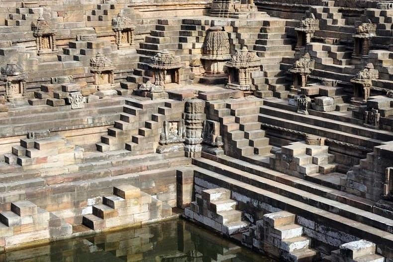 Rani Ki Vav Step Well