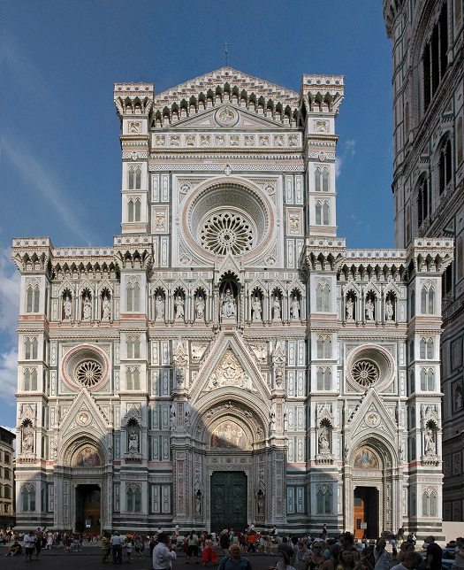 Florence cathedral historical facts and pictures the for Domon florence