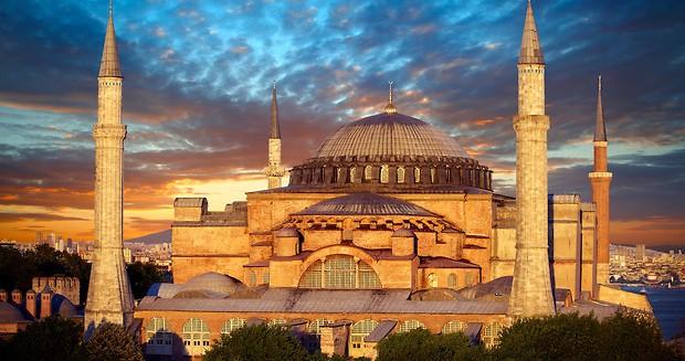 hagia sophia istanbul historical facts and pictures the history hub