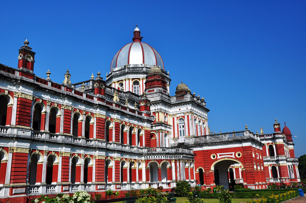 Cooch Behar Palace Historical Facts and Pictures   The
